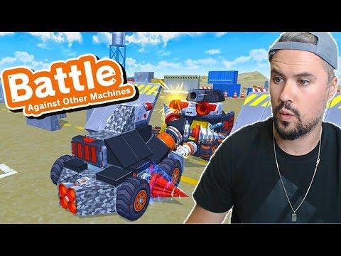 GADGET GARAGE - BEAST ROBOT! w/TinyTurtle