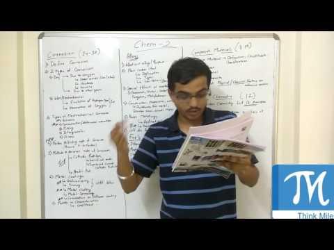 How to clear Chemistry 2 Subject easily, Mumbai University.