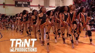 Dancing Dolls of Atlanta (DD4L) compete in the first annual Carolin...