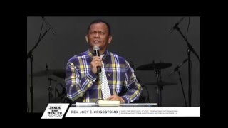 Understanding the anointing of the Holy Spirit | Ptr. Joey Crisostomo