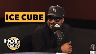 Ice Cube On 'Last Friday', REAL Story Behind 'F The Police' + Will Kobe Bryant Enter The 'Big 3?'