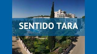 SENTIDO TARA 4* Черногория Бечичи обзор – отель СЕНТИДО ТАРА 4* Бечичи видео обзор