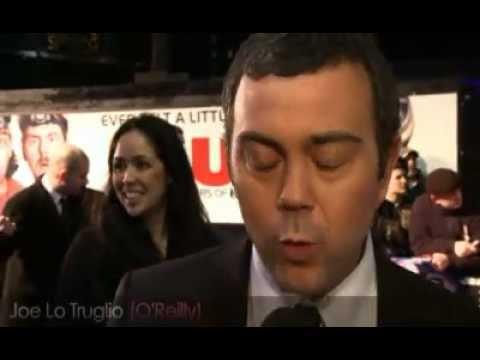 World Premiere: Paul | Simon Pegg, Greg Mottola (The Fan Carpet)