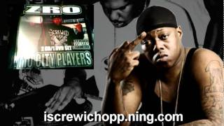 Z-Ro - These Niggas Aint Right (Let It Play For Screw) R.I.P