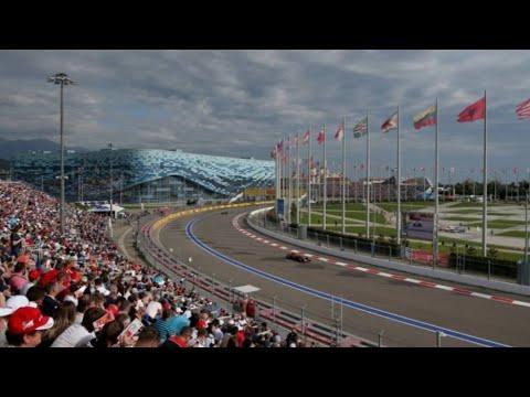 Resumen GP De Rusia* Categoría F1