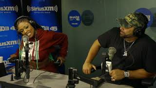 Joell Ortiz stopped by Dj Kayslay show at Shade 45