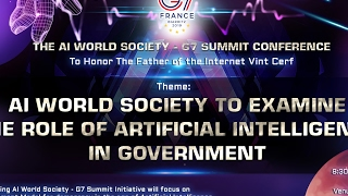 Backup: WORLD SOCIETY – G7 SUMMIT CONFERENCE 2019
