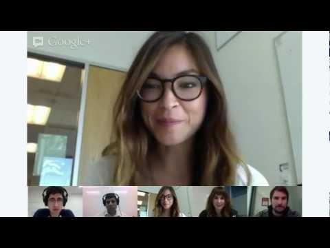 Hangouts On Air: Google Technical Internships