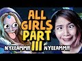 *DOTA* ALL GIRLS COME BACK!!! NYEEAAMM!!! 9K CRYSTAL MAIDEN!! Peenoise WTF and Funny Moments