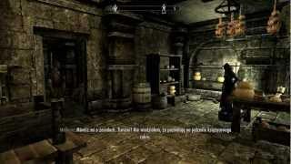 Skyrim: Diplomatic Immunity, no items, no stealth, no killing.