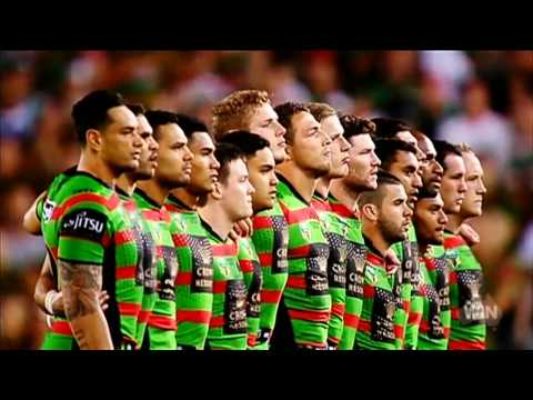2015 Footy Show Rabbitohs Grand Final Feature