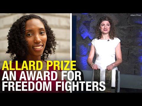 Allard Prize Promoting Anti-corruption, Human Rights Awarded To Slain Journalist, Bank Whistleblower