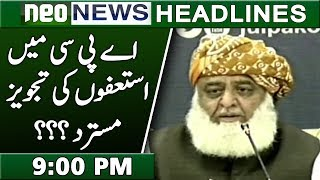 News Headlines 26 June 2019 | 9:00 PM | Neo News