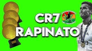 CR7 rapinato | Alla ricerca dei palloni d'oro| #doppiaggicoatti