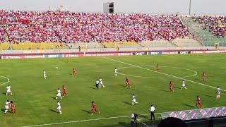 Asante Kotoko Vs Nkana Soccer Match Kumasi, April 2019