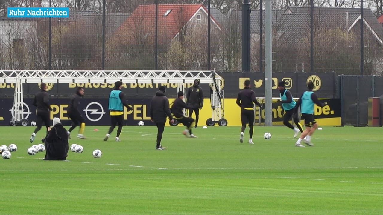 BVB-Training vom 14.01.2020