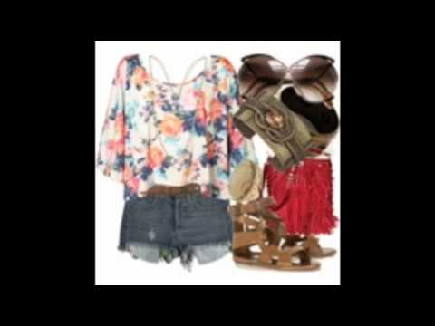 8ad95c84cd Cute middle school and highschool outfits - YouTube