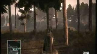 Battlefield Bad Company Playthrough - Part 12: M24