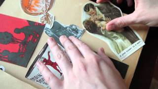 The Scrapbook of Frankie Pratt book trailer