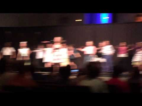 2015 North Mobile Christian School Spring Showcase- 4th grade- You Can't Stop The Beat