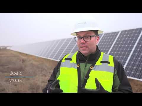 FMC GlobalSat Keeps Cypress Creek Renewables Connected