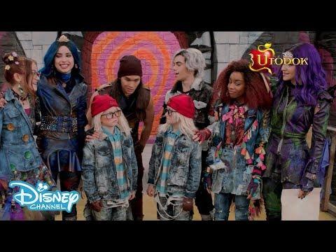 😆 RÉSZLET   Utódok 3   Disney Csatorna letöltés