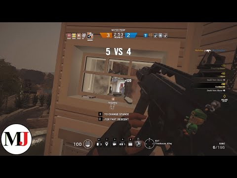 Rainbow Six: Siege News - How To Use Ash - Rainbow Six Siege