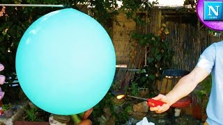 Indestructible Balloon Science Trick
