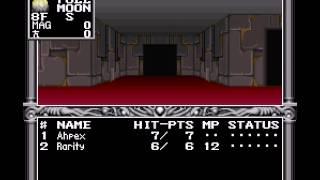 Kyuuyaku Megami Tensei (english translation) - Kyuuyaku Megami Tensei (English Translation) (SNES / Super Nintendo) - User video