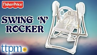 3-in-1 Swing N Rocker From Fisher-price