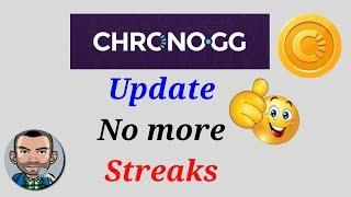 Chrono.gg Update (No More Consecutive Streaks Needed)