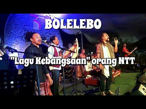 Orang Timor pasti merindiing! dengar Lagu Bolelebo | 'Lagu kebangsaan' orang NTT | Ivan Nestorman