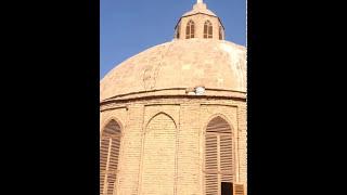 جرس كنيسة اللاتين الأثرية يدق في سماء بغداد الحبيبة A Historic Church in Baghdad