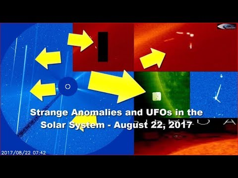 nouvel ordre mondial | Strange Anomalies and UFOs in the Solar System - August 22, 2017