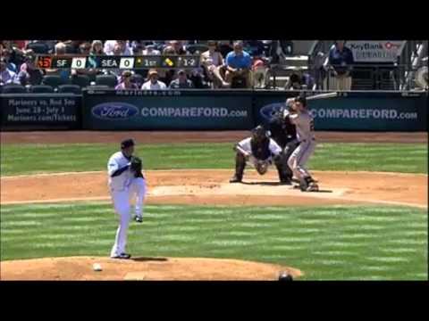 Felix Hernandez 2012 Highlights