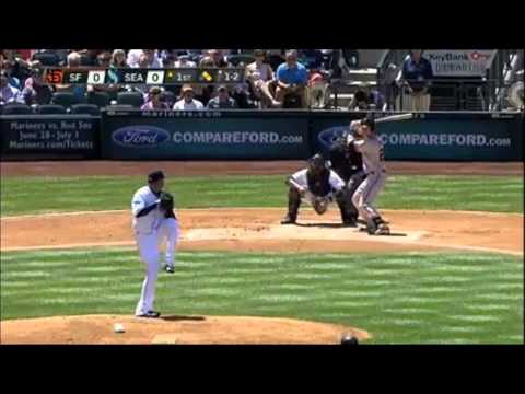 Felix Hernandez 2012 Highlights