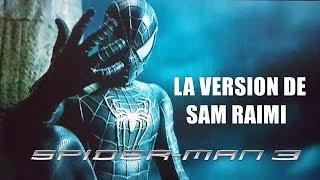 LA VERSIÓN DE SPIDER-MAN 3 QUE NUNCA VEREMOS | EL CORTE DE SAM RAIMI  FT. LA RED GEEK