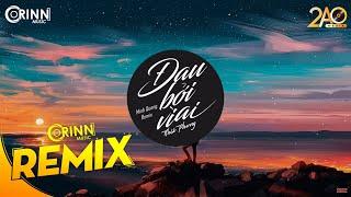 Đau Bởi Vì Ai (MinhQuang Remix) - Nhật Phong  | Nhạc Trẻ Căng Cực Gây Nghiện Hay Nhất  2019