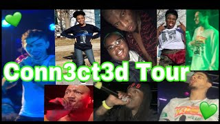 Conn3ct3d Tour Robb Bank, Wifisfuneral, Tankhead, Ratchet Roach, and others!
