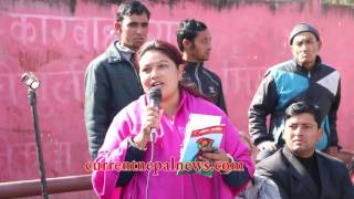 Shanta Chaudhary   www.currentnepalnews.com