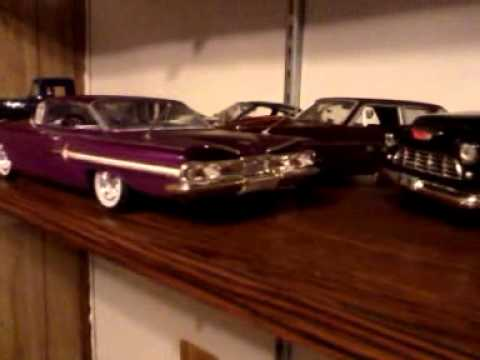 revell model car collection 1