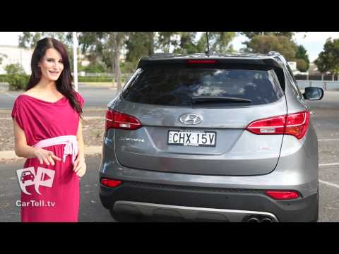 Hyundai Santa Fe 2013 - Review