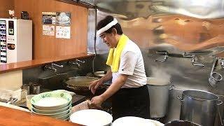 神回【ラーメン二郎の貴重映像】京成大久保店 ramen thumbnail