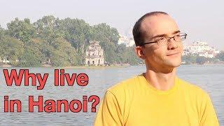 Tại sao người Tây chọn ở Hà Nội?
