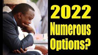 Uhuru Can Be Deputy President In 2022 Murathe Says