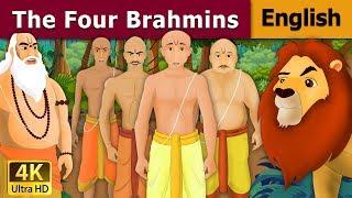 Four Brahmins in English | English Story | Fairy Tales in English | English Fairy Tales