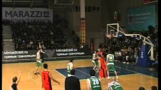 Баскетбол. Суперлига 2011-2012