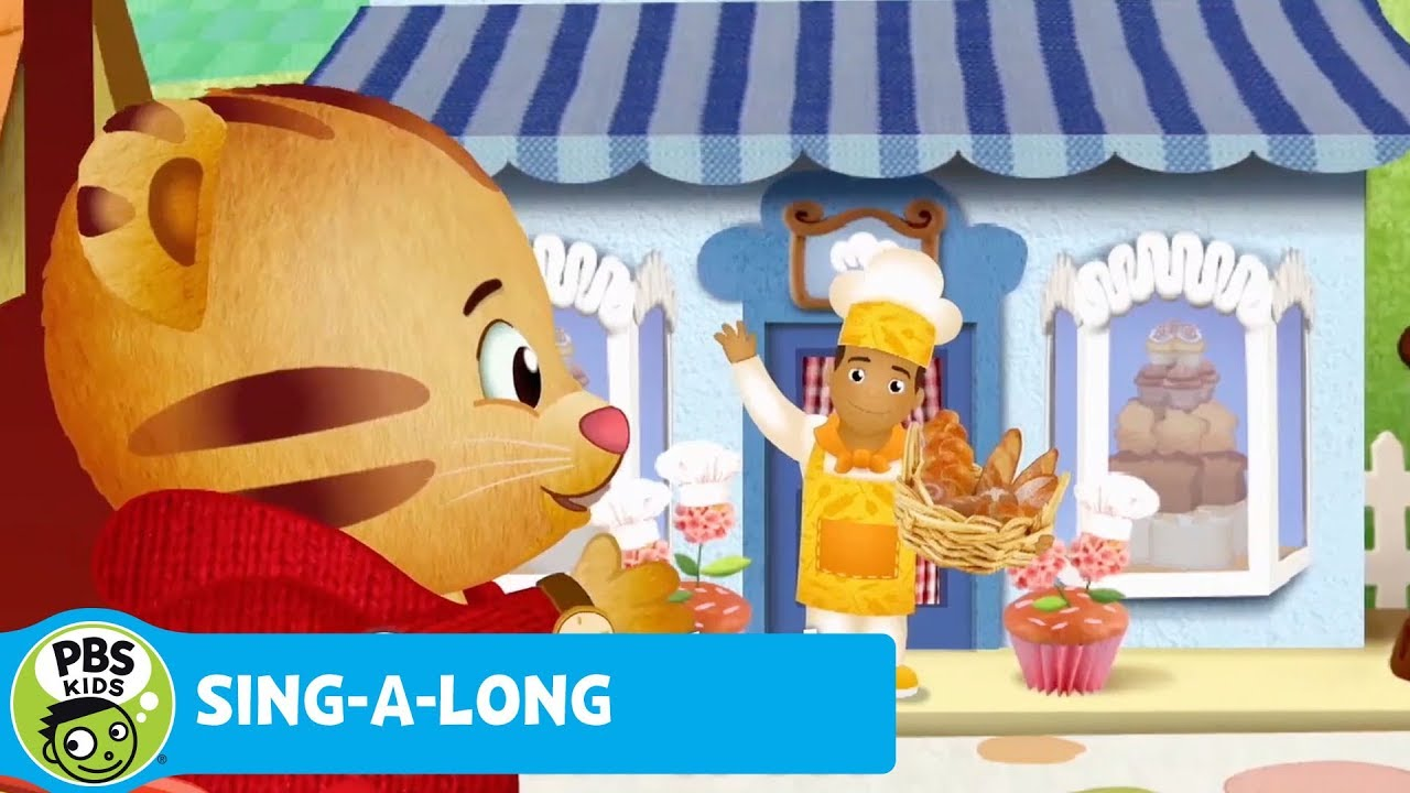 SING-A-LONG | Daniel Tiger's Neighborhood: Theme