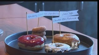 Doughnut Shop In South End Is A Sweet Success
