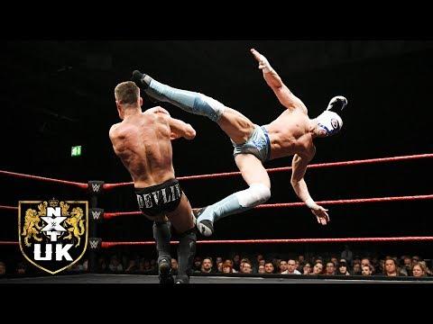 Ligero vs. Jordan Devlin: NXT UK, Nov. 21, 2018